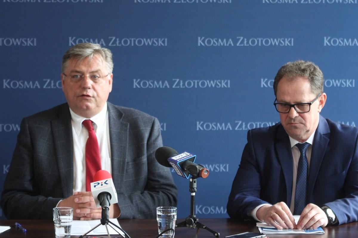 Kosma Złotowski, Jerzy Gawęda - SF