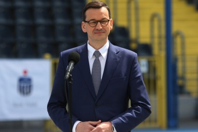 Mateusz Morawiecki - SF-1