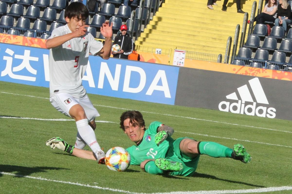 Mistrzostwa Świata U-20 Bydgoszcz_ grupa B Włochy - Japonia_ SF (24)