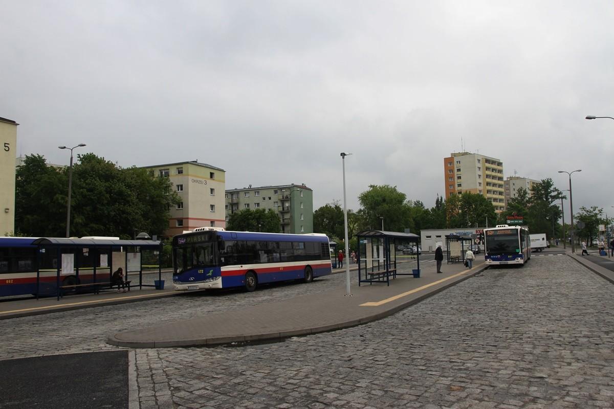 Pętla Błonie - SF