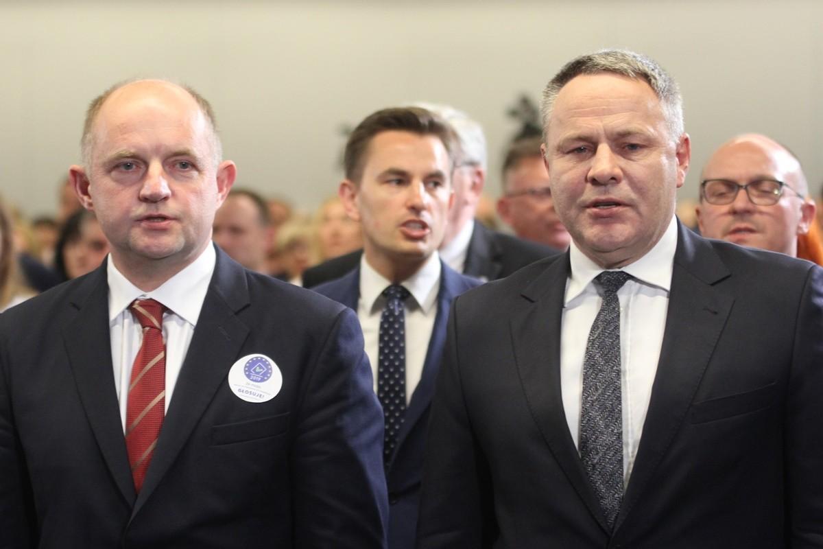 Piotr Całbecki, Rafał Bruski - SF