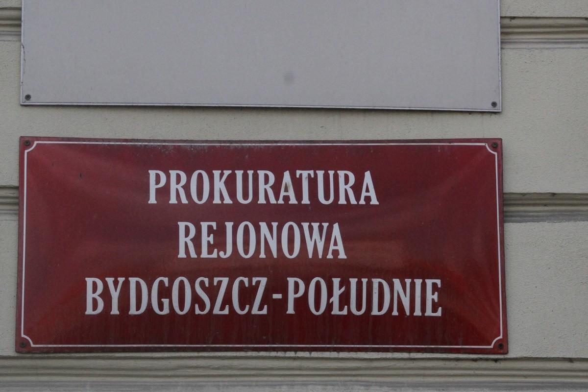Szyld - Prokuratura Rejonowa Bydgoszcz-Południe_ SF