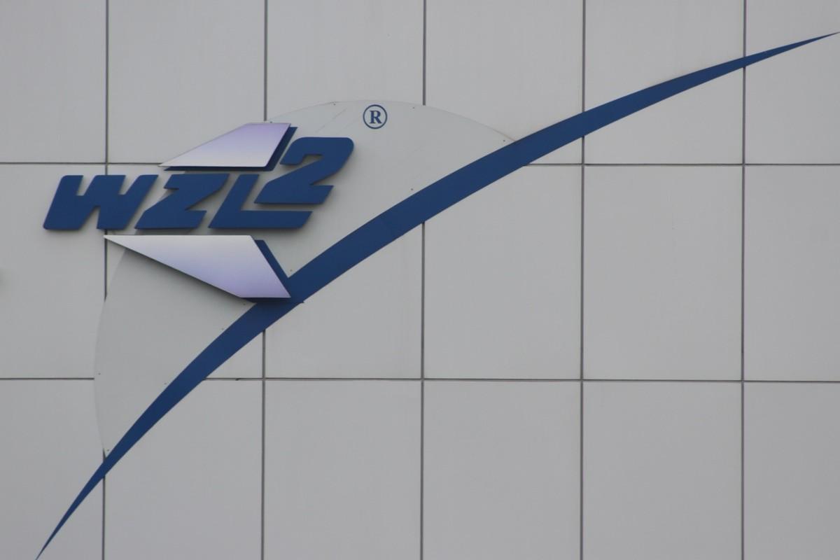 Wojskowe Zakłady Lotnicze nr 2 Bydgoszcz - szyld - SF