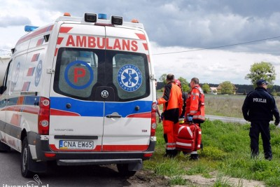 ambulans - na sygnale - MR