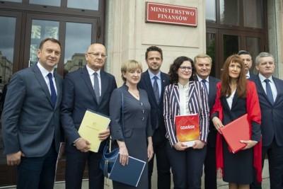iwona waszkiewicz, unia metropolii polskich ministerstwo finansow - urzad miasta warszawy