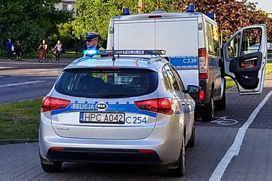 policja - na sygnale - BB