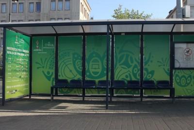 przystanek tramwajowy - rondo Jagiellonów Bydgoszcz - SF