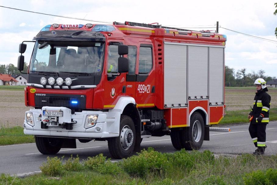 straż pożarna - na sygnale - MR