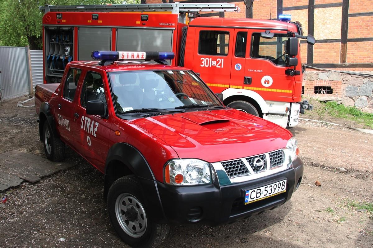 straż pożarna - na sygnale - SF-2