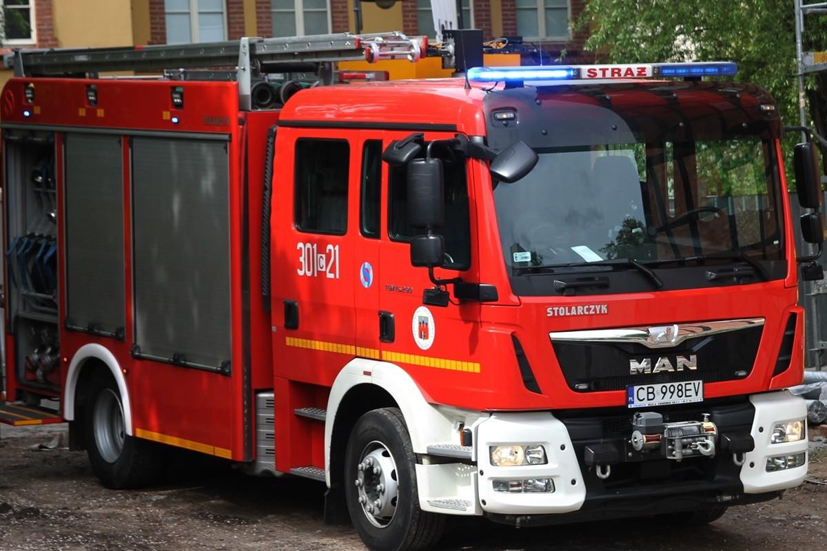 straż pożarna - na sygnale - SF-3