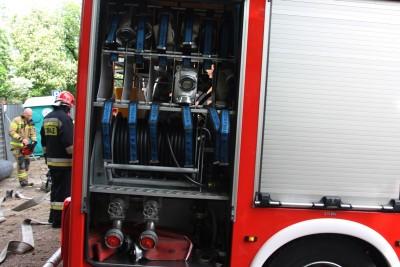 straż pożarna - na sygnale - SF-4