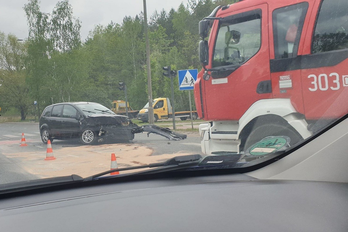 wypadek armii ŁR 1