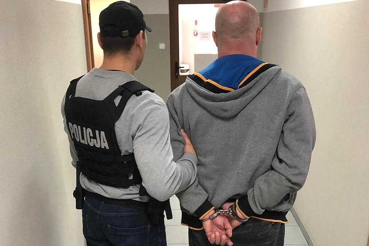 zatrzymanie - policja Bydgoszcz (1)