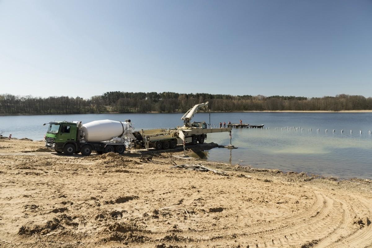 15-04-2019 prace na plaży w Sępólnie Krajeńskim_ UM Sępólno Krajeńskie (3)