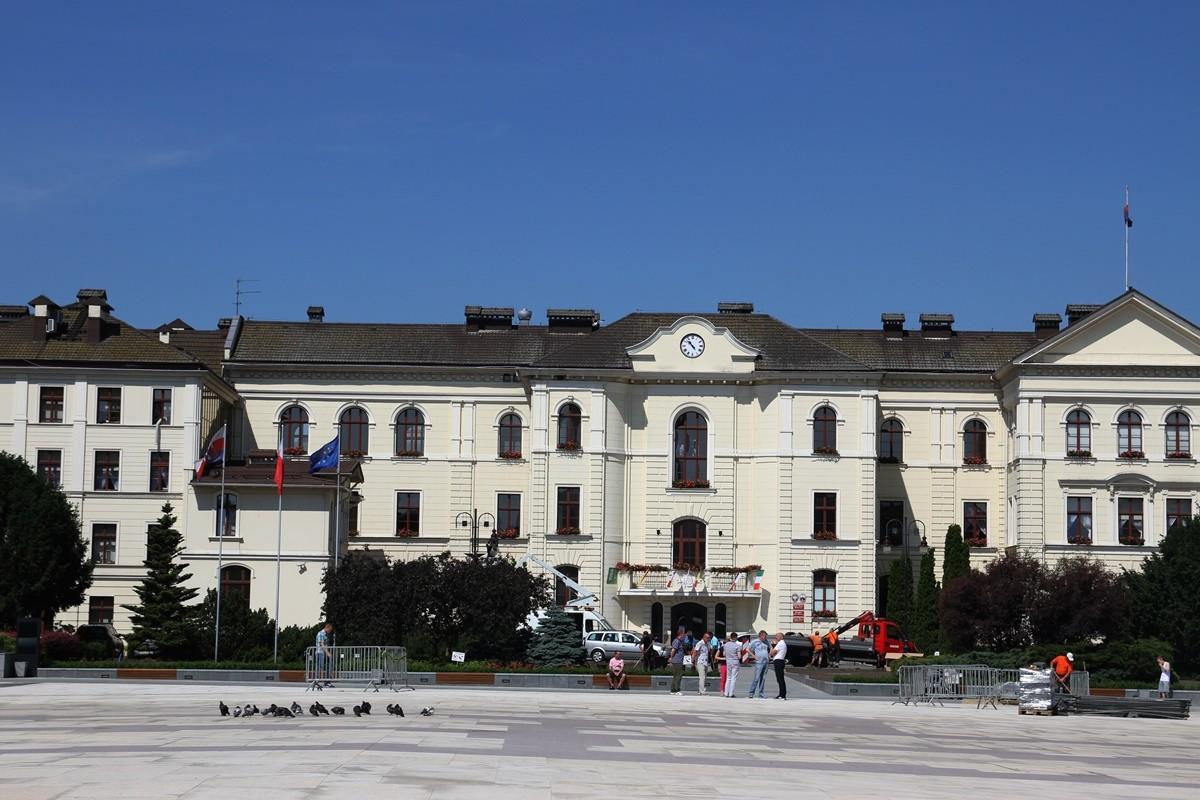 Ratusz - Jezuicka Bydgoszcz - SF