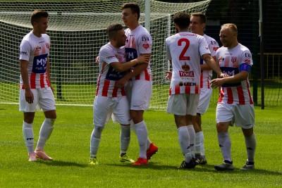 IV liga piłki nożnej_ Unia Drobex Solec Kujawski - KP Polonia Bydgoszcz_ AR (33)