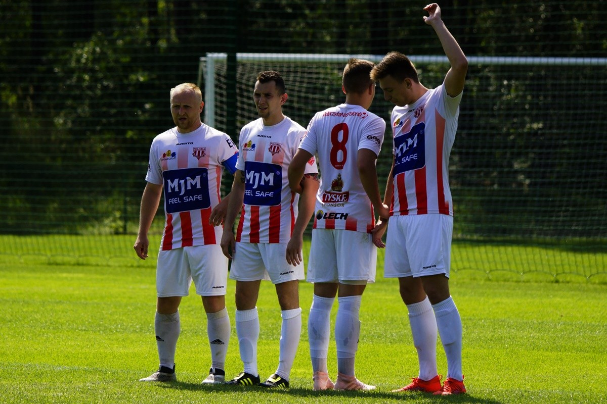 IV liga piłki nożnej_ Unia Drobex Solec Kujawski - KP Polonia Bydgoszcz_ AR (35)