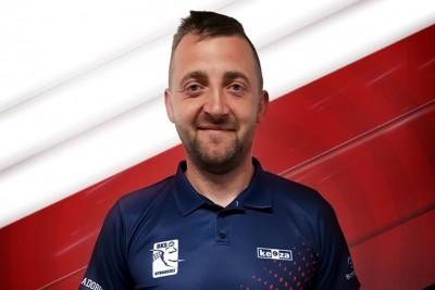 Janusz Gałązka - mat. siatkarskiego BKS Chemik Bydgoszcz