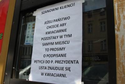 Kwiaciarnie - plac Wolności Bydgoszcz - SF-10