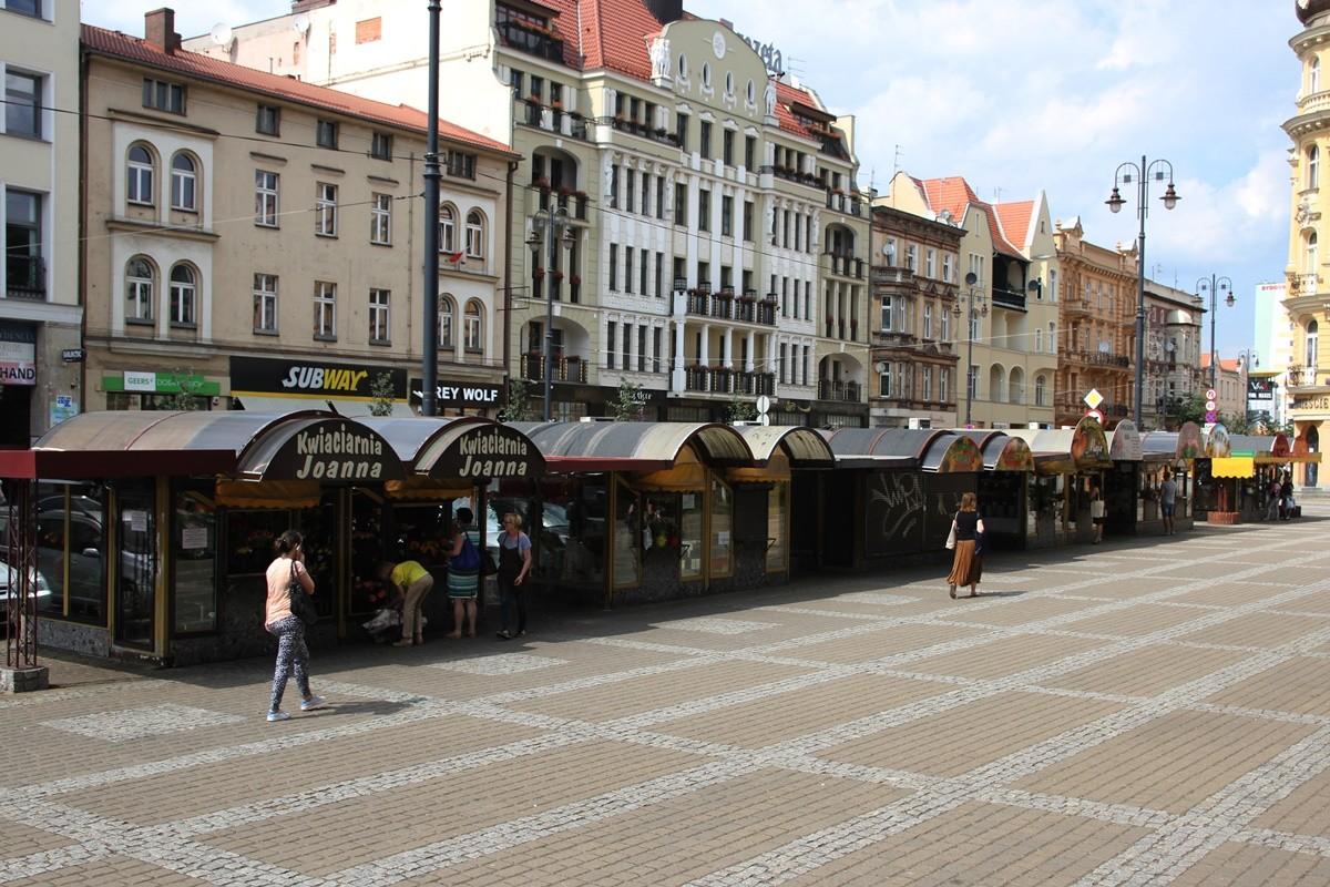 Kwiaciarnie - plac Wolności Bydgoszcz - SF-8