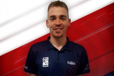 Radosław Gil - mat. BKS Chemik Bydgoszcz
