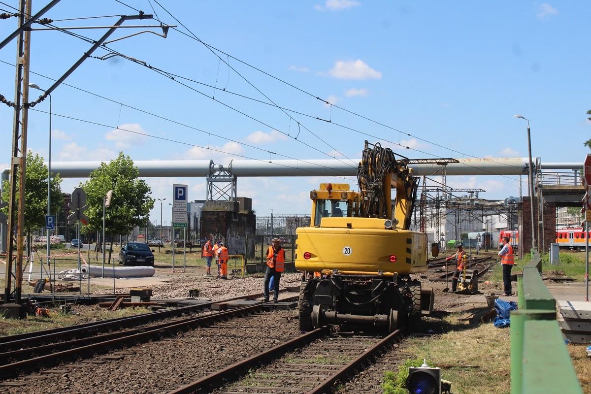 Remont_ przejazd kolejowy Zaświat Bydgoszcz - JS (2)