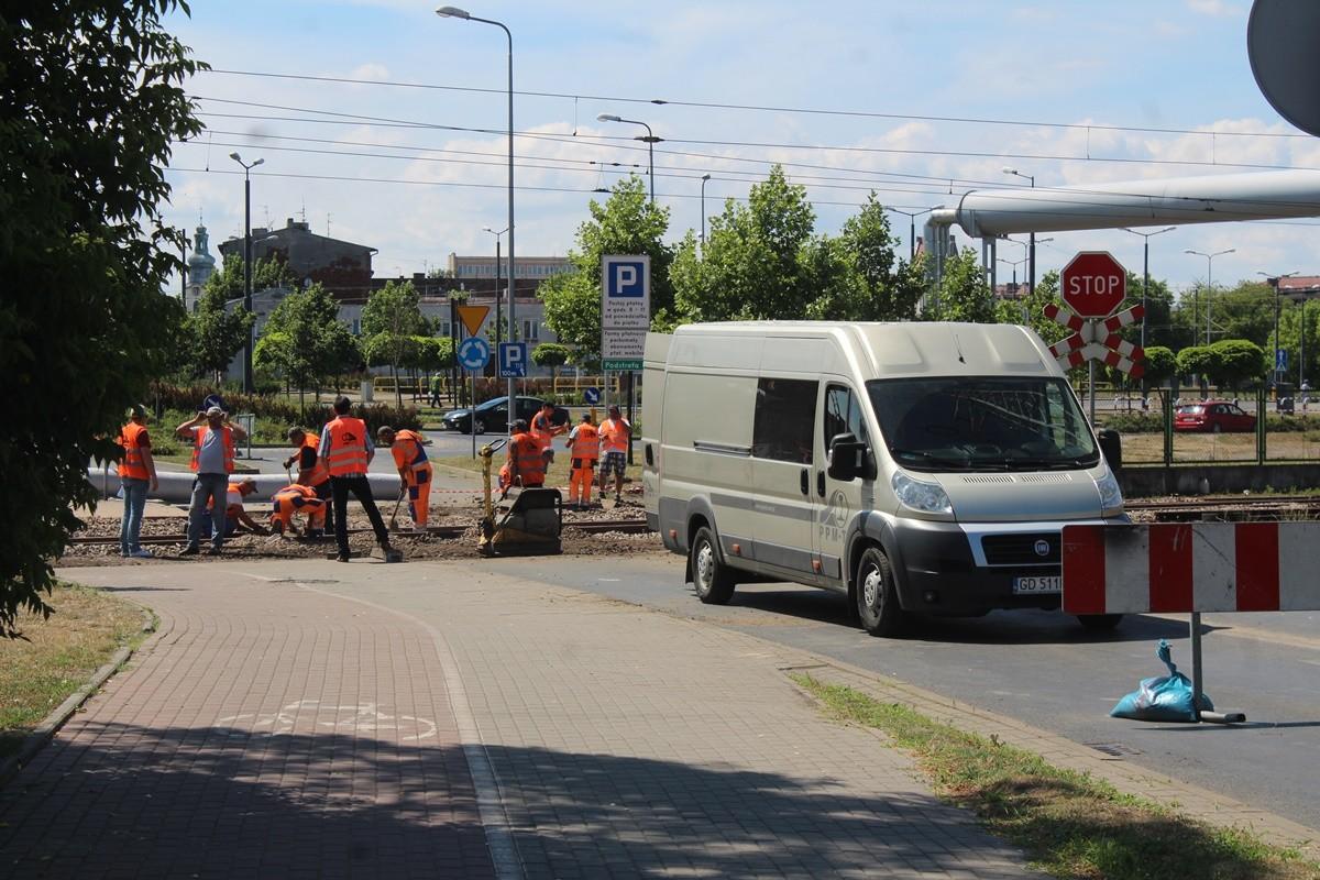 Remont_ przejazd kolejowy Zaświat Bydgoszcz - JS (6)
