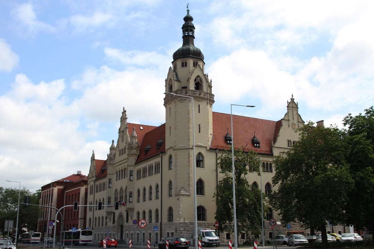 Sąd Okręgowy, Sąd Rejonowy - Wały Jagiellońskie Bydgoszcz - SF