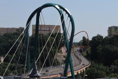 Trasa Uniwersytecka Bydgoszcz - SF