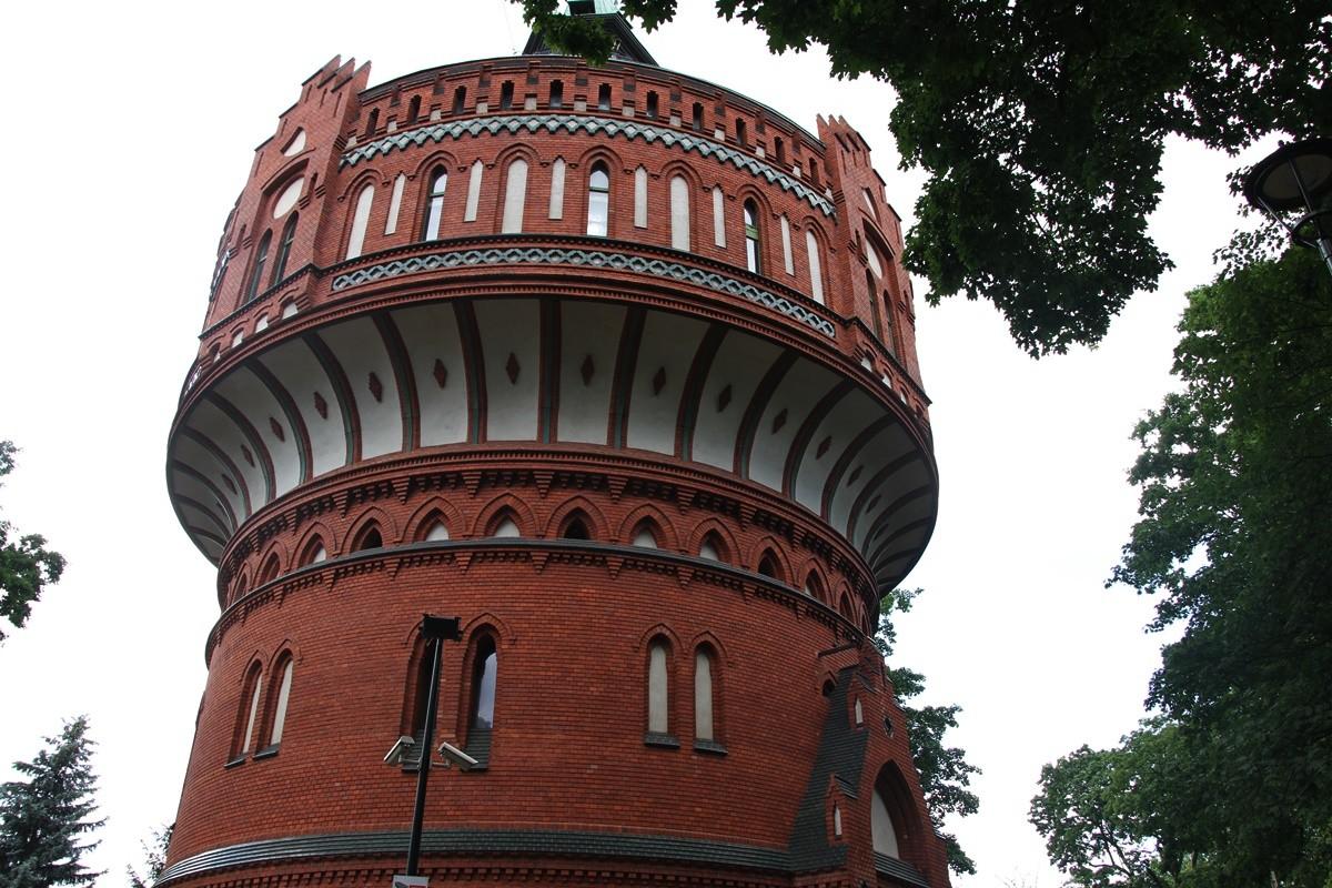 Wieża Ciśnień Bydgoszcz - SF