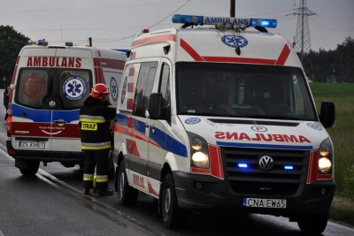 ambulans - na sygnale - MR-1