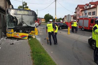 wypadek - Kapitulna Włocławek_ KMP Włocławek-1