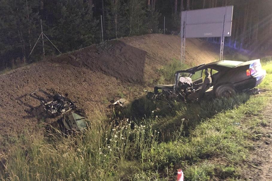 wypadek - Mała Nieszawka_ S10 - Pomoc Drogowa J&J Hejnowicz s.c. Toruń 24h-3