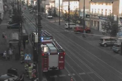 wypadek gdanska