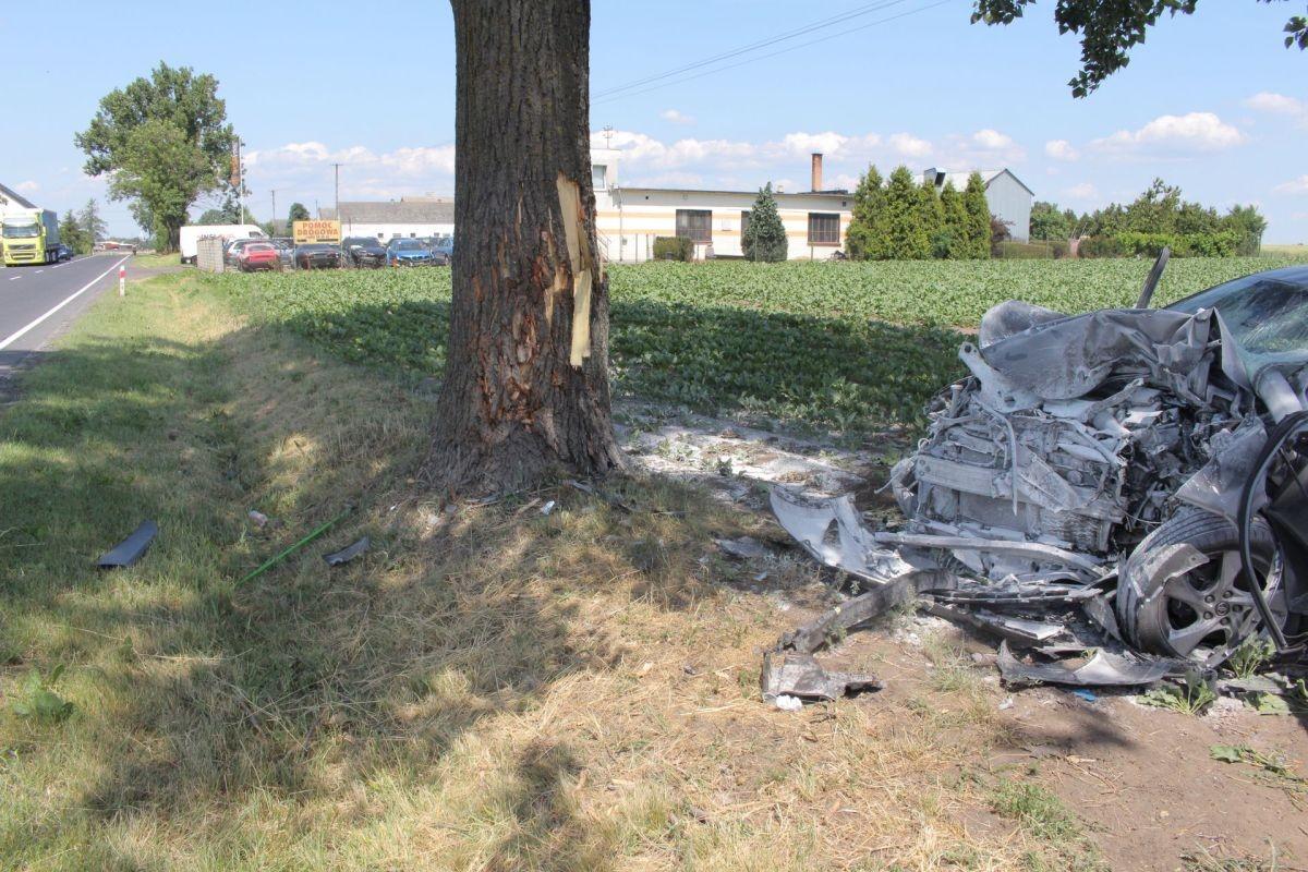 wypadek_ DK25 Jaksice - KPP Inowrocław (3)