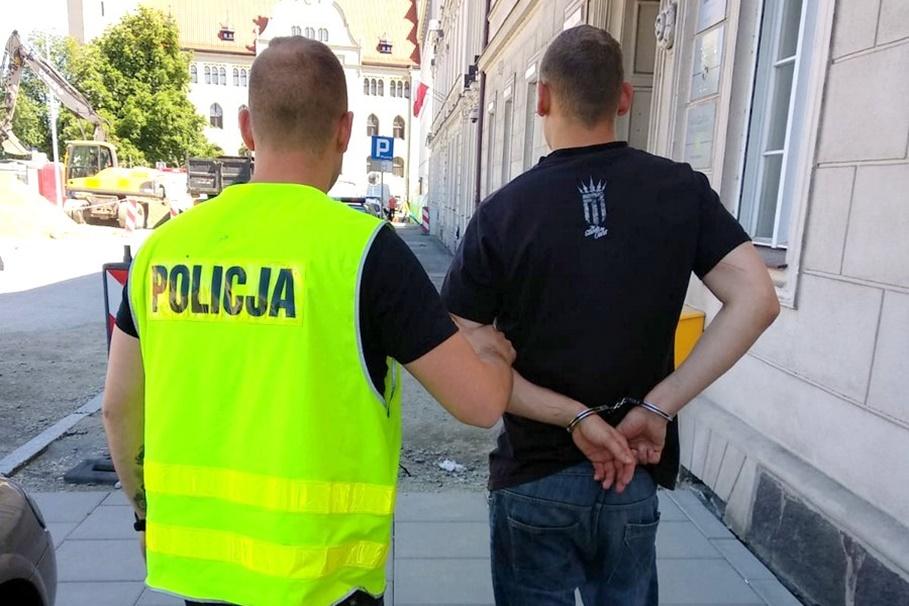 zatrzymanie - kradzież - Orla Bydgoszcz_ KWP Bydgoszcz (2)