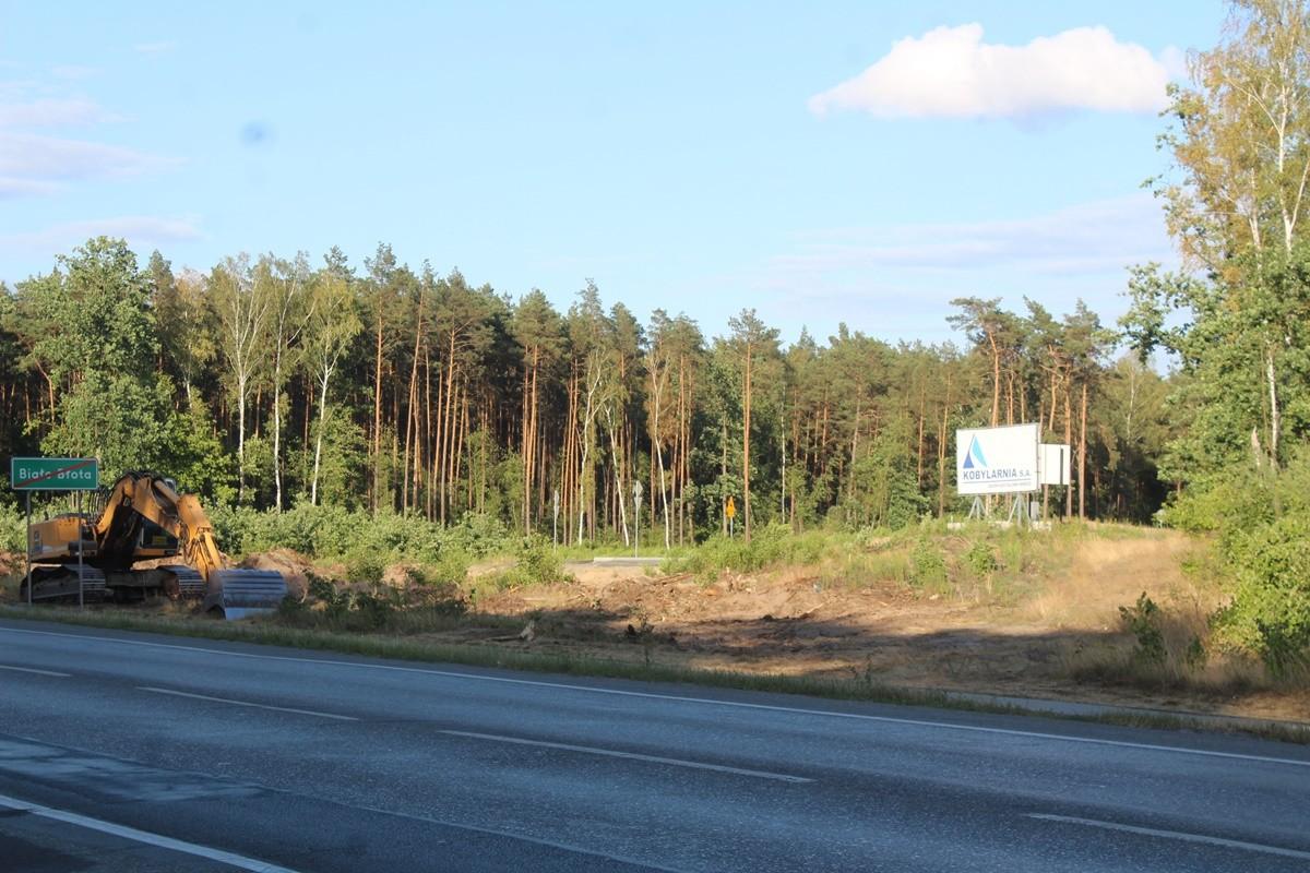 2-07-2019 Budowa_ rondo Turbinowe Białe Błota - JS (5)