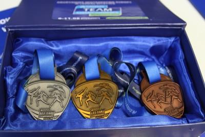 Drużynowe Mistrzostwa Europy w Lekkiej Atletyce - medale - SF