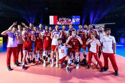 FIVB Liga Narodów_ Final Six Chicago_ Polska - brązowy medal - FIVB