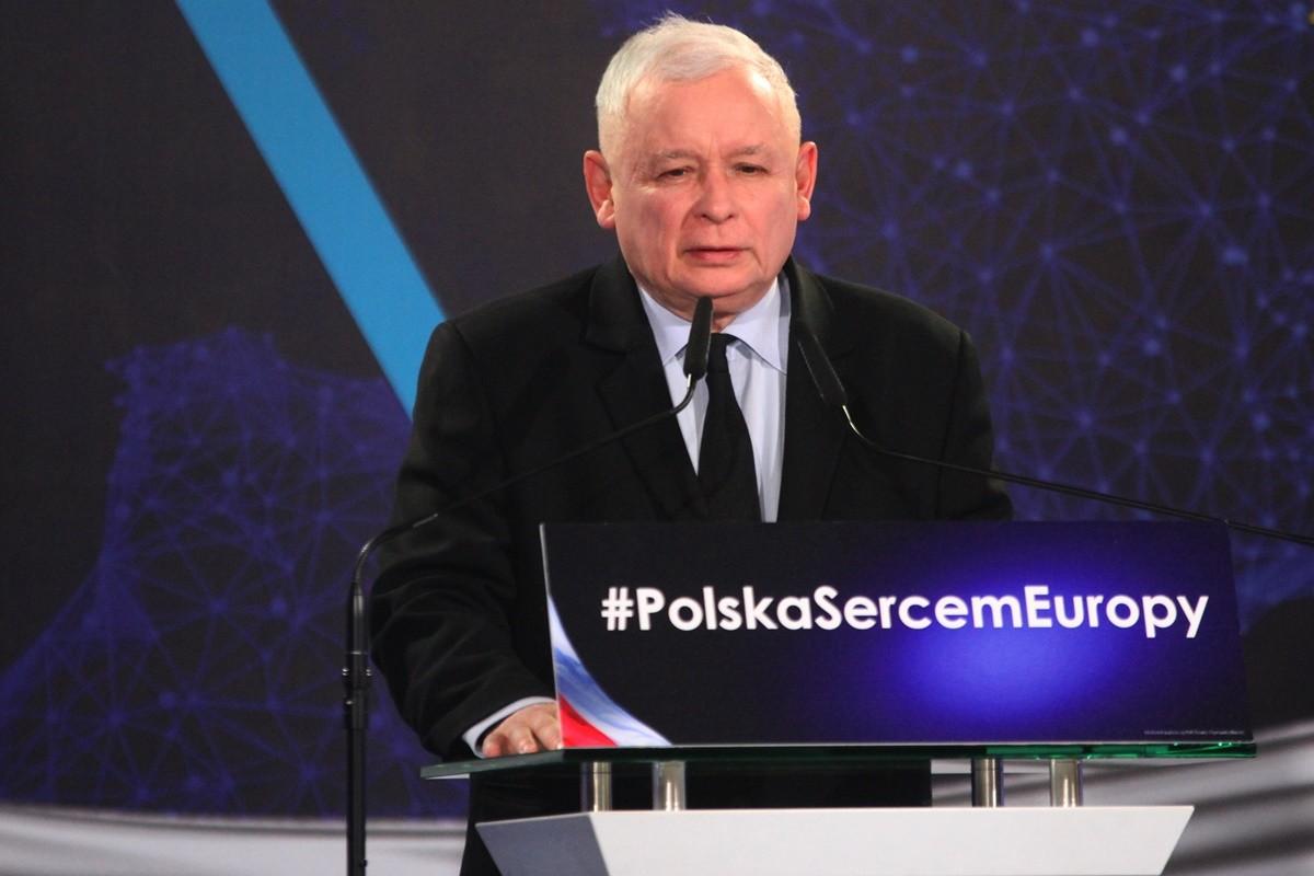 Jarosław Kaczyński - SF