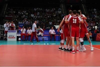 Liga Narodów Siatkarzy_ reprezentacja Polski - turniej Lipsk - FIVB