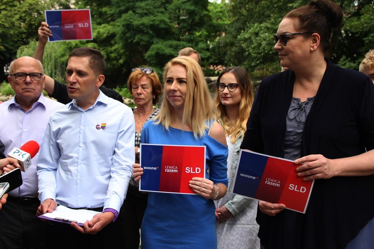 Michał Wysocki, Ewa Sypniewska, Anna Mackiewicz - SF