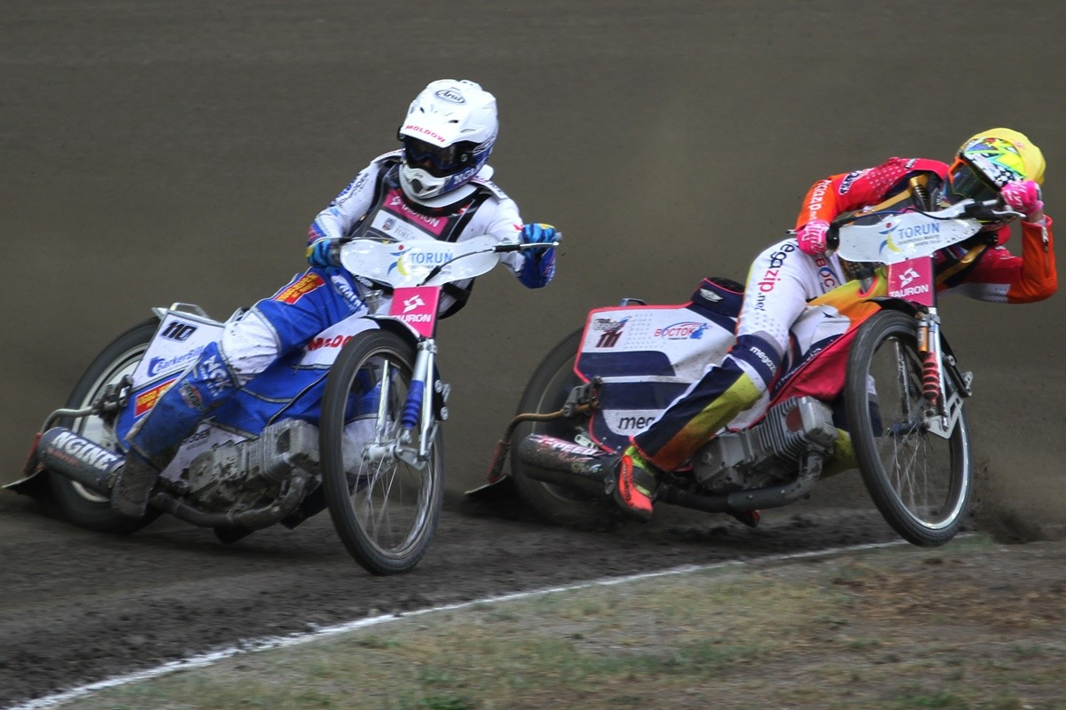 Nicki Pedersen, Grigorij Łaguta