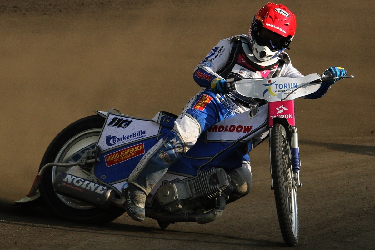 Nicki Pedersen - SF