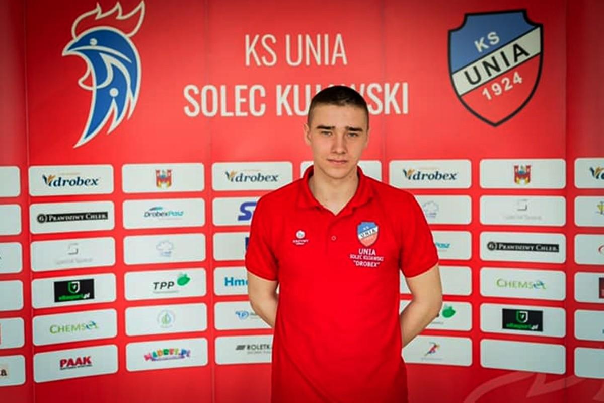 Przemysław Kujawa - Unia Solec Kujawski