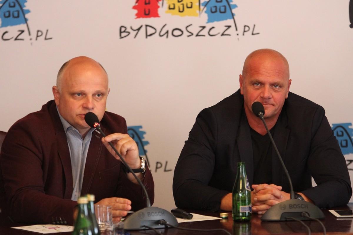 Wojciech Nalazek, Jacek Witkowski - SF