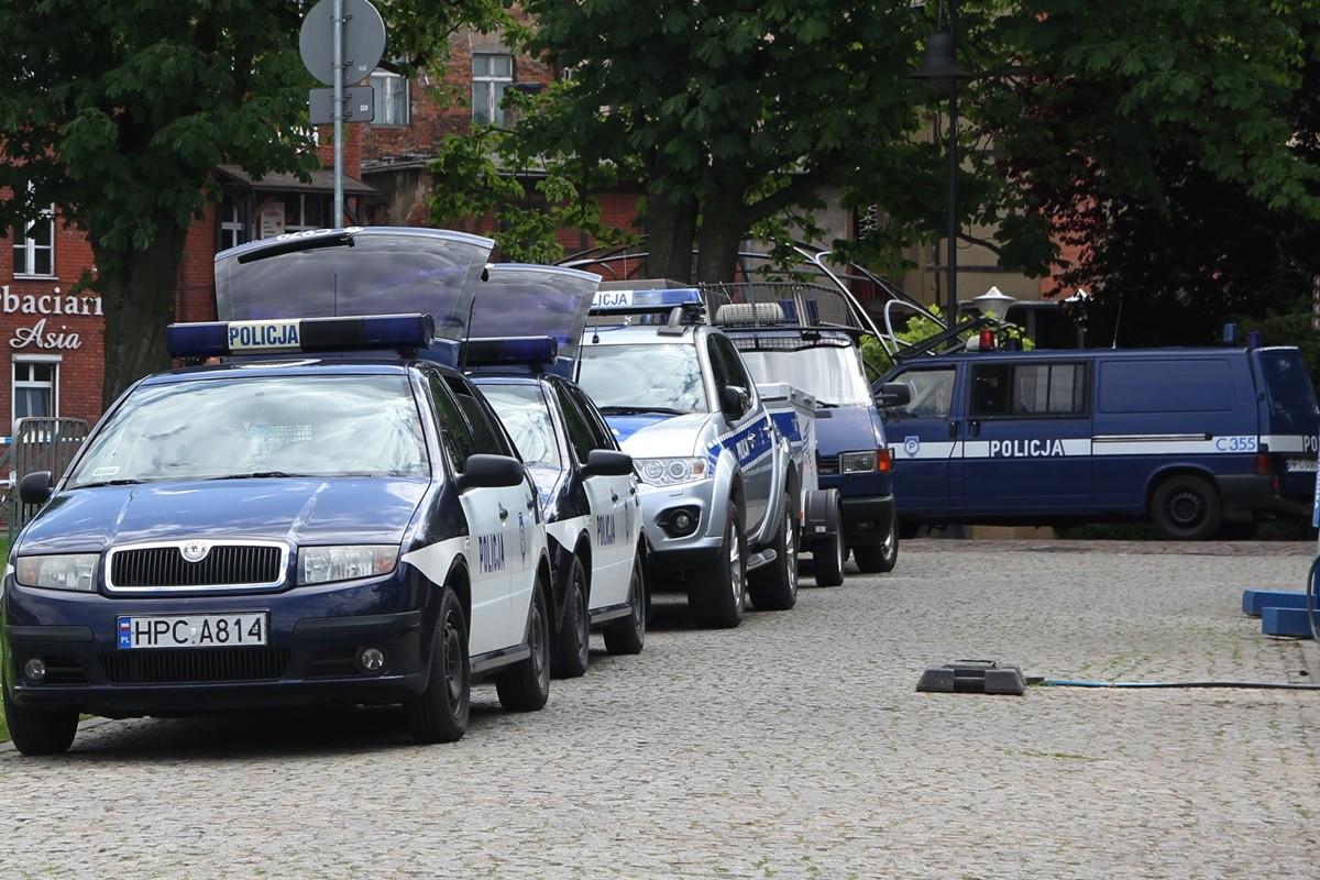 policja -kujawsko-pomorskie - na sygnale - SF-1