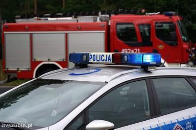 policja, straż pożarna - na sygnale - MR