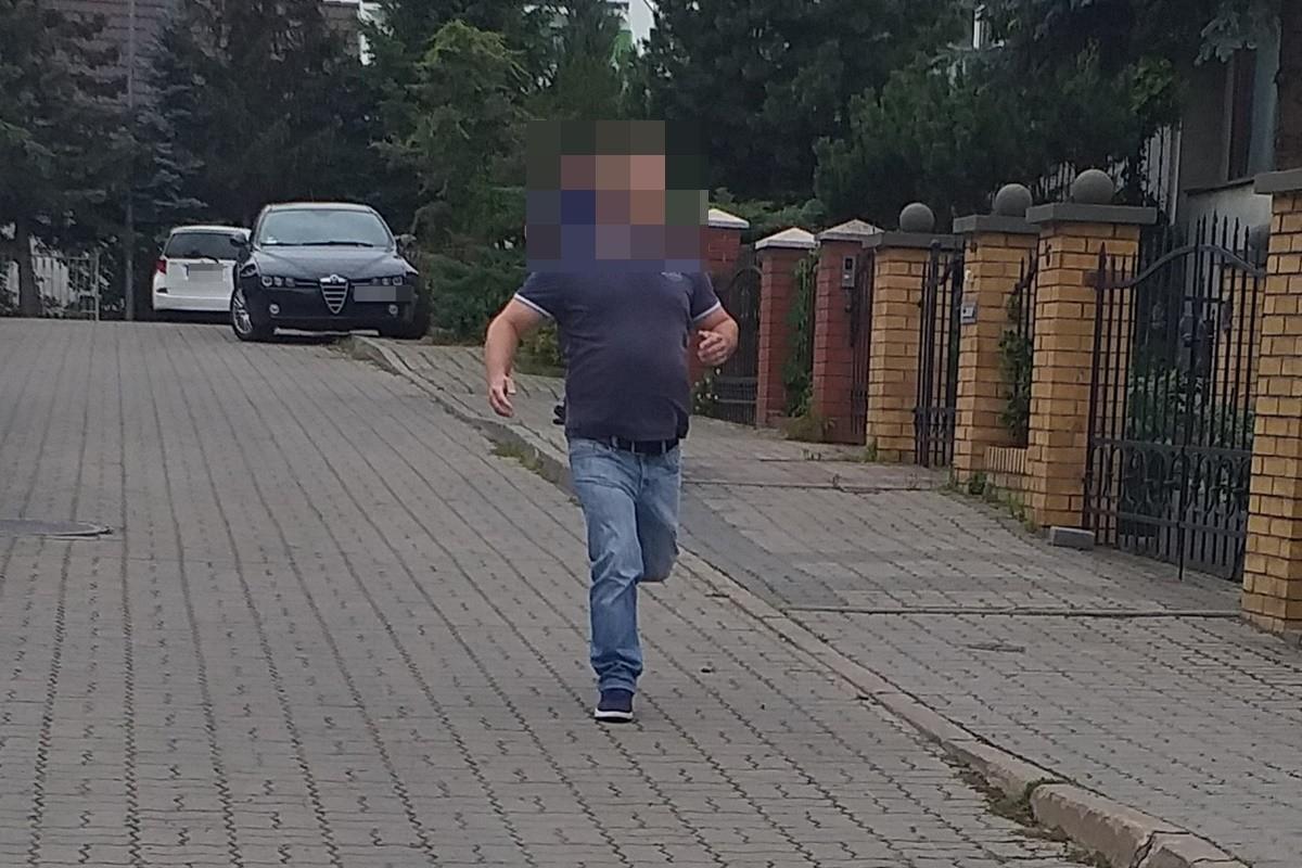 poszukiwany mężczyzna - KWP Bydgoszcz