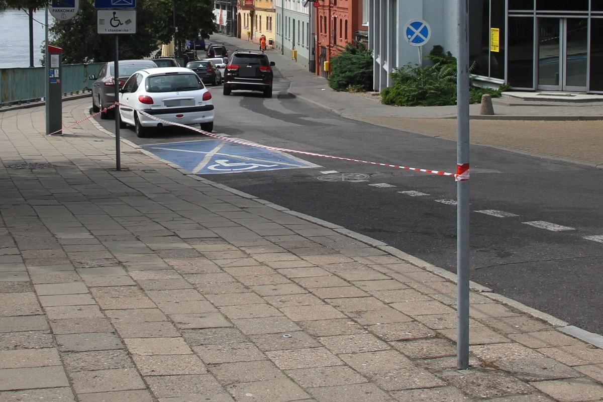 ulica Stary Port Bydgoszcz - SF